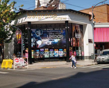 Belgrano frente total