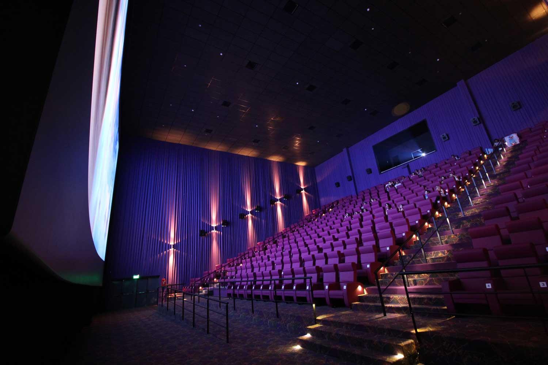 Multiplex cine 3d cines multiplex - Fotos de salas de cine ...